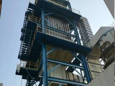 新疆272管湿电项目安装完成